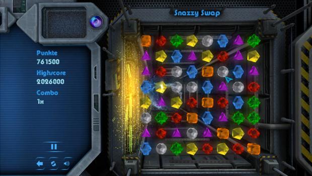 3SwitchD: Intergalaktische Unterhaltung in sechs aufregenden Spielmodi