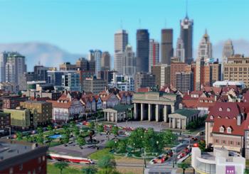 Sim City: Städte, Server, Sorry
