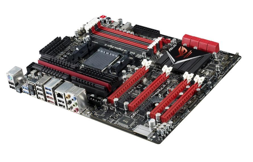 ASUS: 990FX Mainboards unterstützen AMD-FX-9000-Prozessoren ohne BIOS-Update