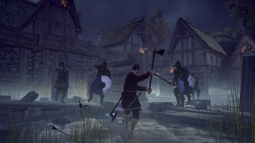 War Of The Vikings: Scharfe Klingen, feine Bärte