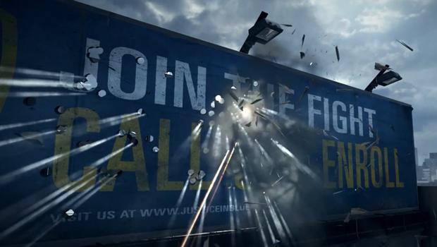 Tom Clancy's The Division: Neues Video zur Snowdrop Engine