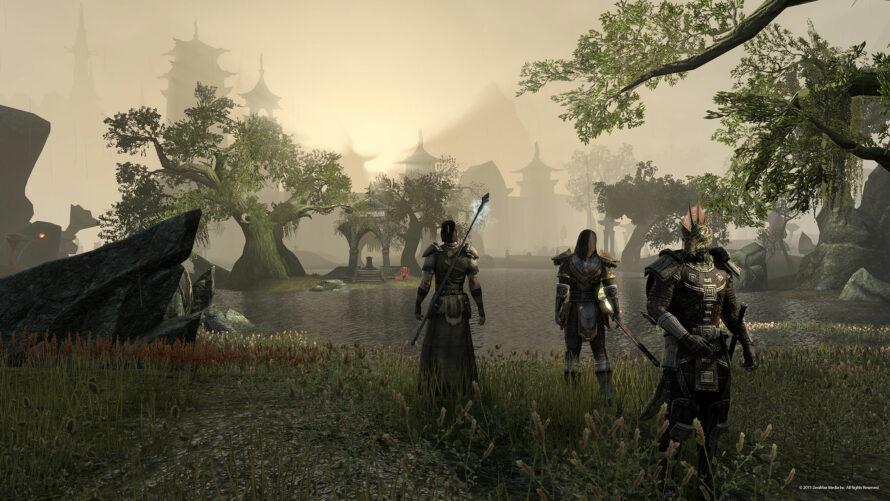 The Elder Scrolls Online: Bethesdas neuestes Futter