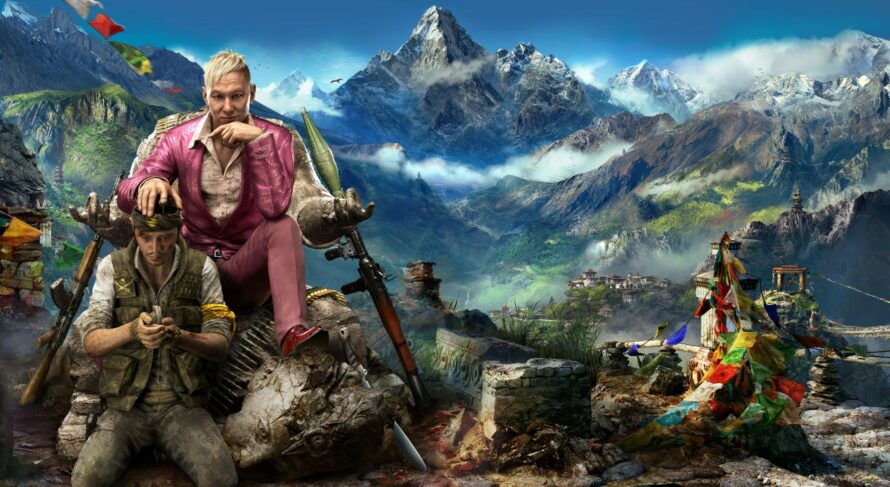 FarCry 4: Willkommen in Kyrat!