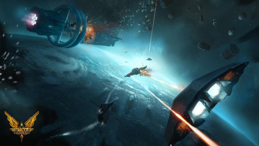 Elite: Dangerous: Commander Jameson kehrt zurück