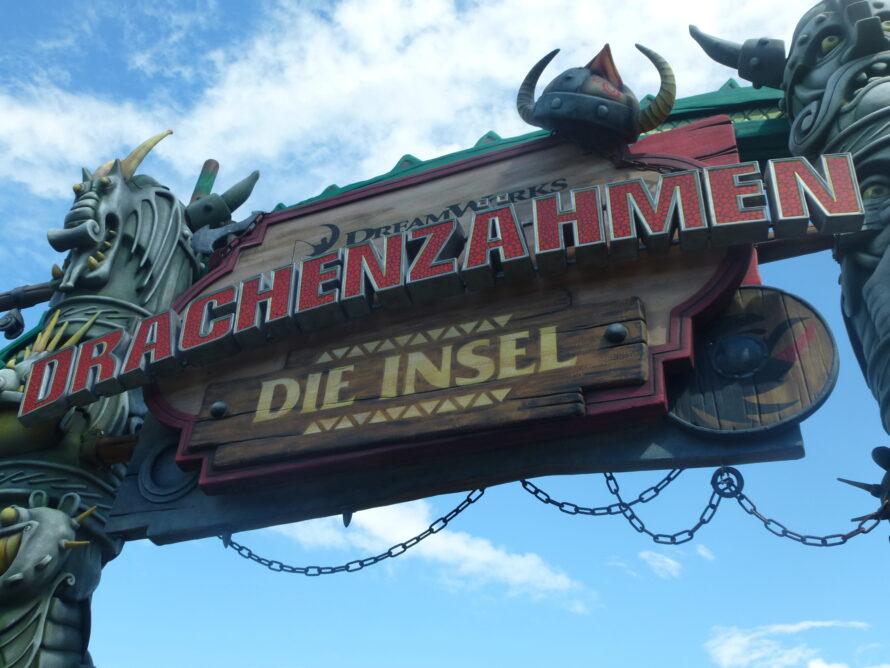Heide Park Resort: Drachenzähmen leicht gemacht
