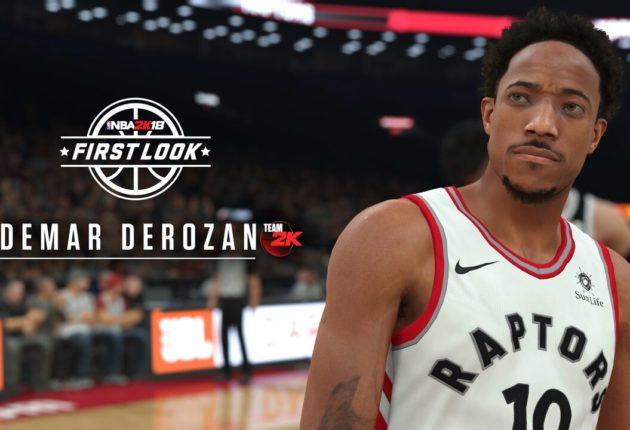 DeMar DeRozan (Toronto Raptors)