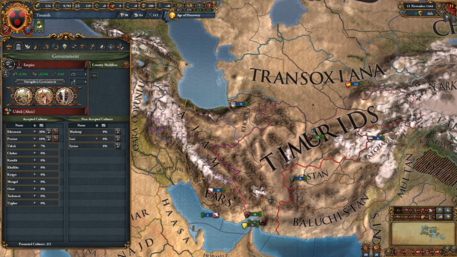 Europa Universalis IV: Die Neuerfindung des Rades