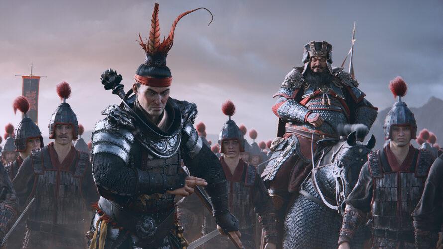 Total War: Three Kingdoms: Der Rote Drache zieht in den Krieg